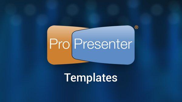 Pro6_Templates