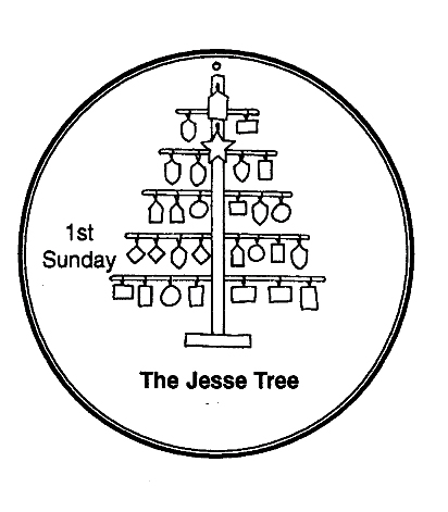 Countdown to Advent-Jesse Tree \u2013 Family Formation