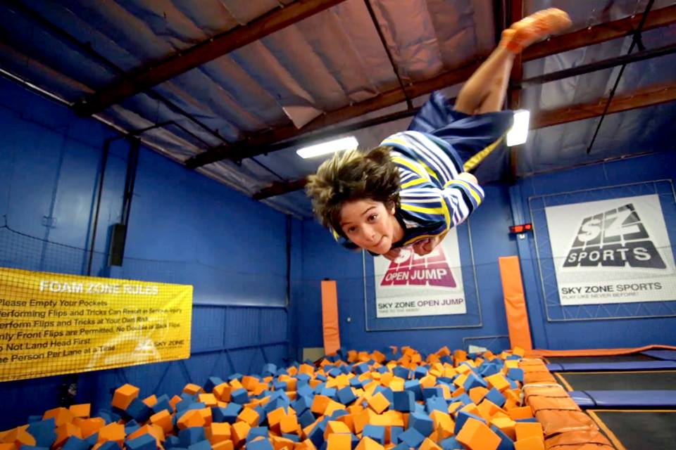 Skyzone Zwembad Skyzone **forms Needed – Threshold Jr Feb 28 (6:30-9:00pm