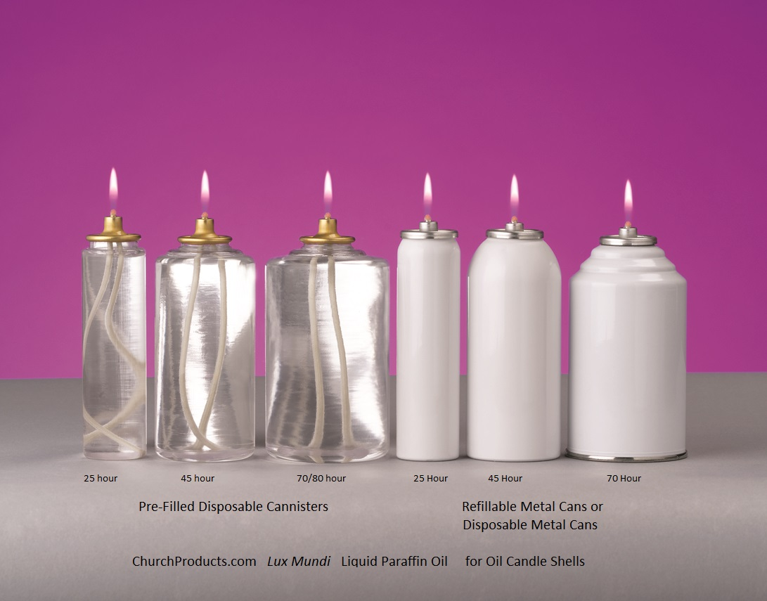 Church Candles Oil Candles And Liquid Paraffin Church Candles