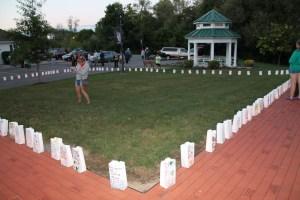 Luminary Ceremony