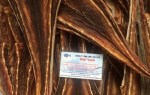 Khô cá đuối đen – ó giá bao nhiêu tiền 1 kg mua ở đâu tại TpHCM