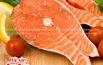 Cá hồi Steak (cắt khoanh) là gì – giá bao nhiêu – Chế biến món gì ngon