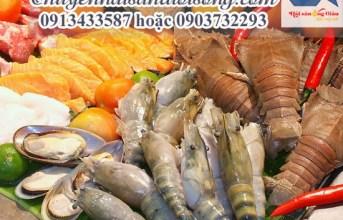 Nơi bán hải sản rẻ nhất ở TpHCM giao hàng tận nơi
