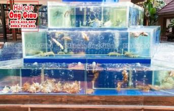 Hải sản tươi sống Mũi Né – Phan Thiết mua ở đâu