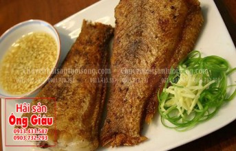 Những món ăn thơm ngon bổ dưỡng từ cá ngân tươi sống