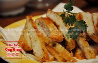 Những món ăn hấp dẫn từ cá chàm tươi ngon