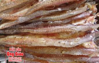 Các món ăn từ cá mối tươi ngon bổ dưỡng