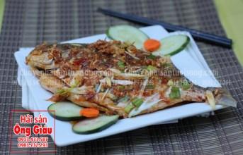 Những món ăn ngon từ thịt cá chim đen