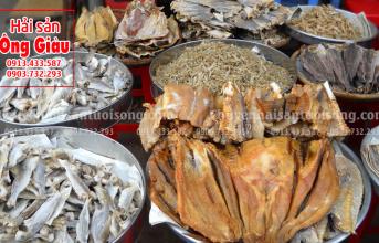 Nơi bán cá khô Vũng Tàu ngon tại TpHCM – giá bao nhiêu tiền 1kg