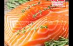 """Các món ăn từ cá hồi phi lê ngon đầy """"quyến rũ"""" thực khách"""