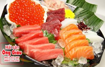 Cách ăn cá hồi sống làm sao đúng để có hương vị ngon chuẩn