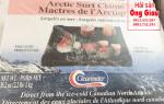 Sò Đỏ Nhật Bản bán ở đâu – giá bao nhiêu tiền 1 kg tại TpHCM
