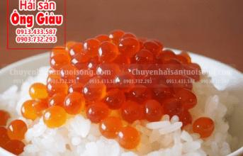 Trứng cá Hồi muối thì ăn như thế nào ngon – chế biến món gì