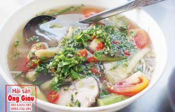 Cách chế biến nấu cá Lạc biển làm món canh chua thơm ngon