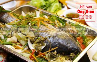 Cách chế biến nấu Cá Chép Giòn làm món gì ngon chuẩn vị