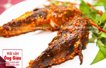 Cách làm cá Mao Ếch nướng muối ớt chuẩn vị thơm ngon khó cưỡng