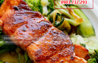 Cách chế biến cá Hồi cho bà bầu bổ sung nhiều chất dinh dưỡng