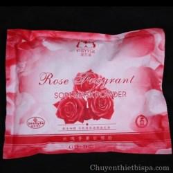 Bột mặt nạ hoa hồng