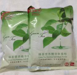Bột trà xanh mã số trị mụn