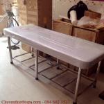 Giường inox 70*180cm
