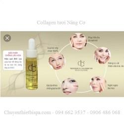 Collagen tươi Nâng cơ Pháp
