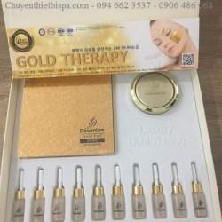 Luxury Gold Therapy Korea 24K 9999