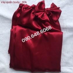 Váy quấn body