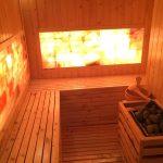 Phòng xông hơi đá muối