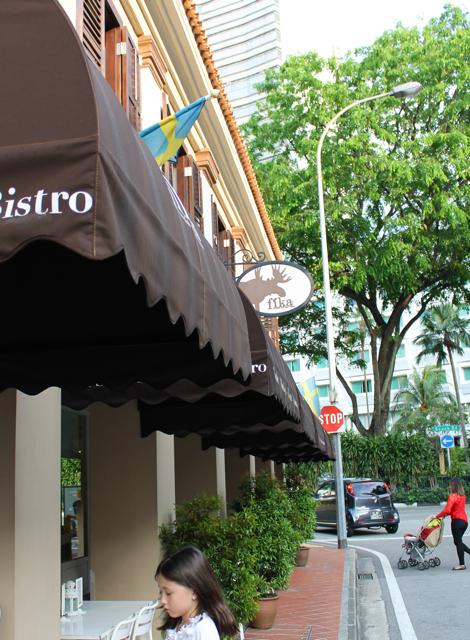 Fika Cafe Singapore