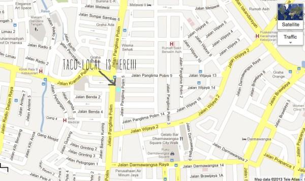 Jl. Panglima Polim 5, No. 38