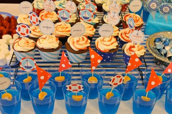 Nautical Birthday Party35