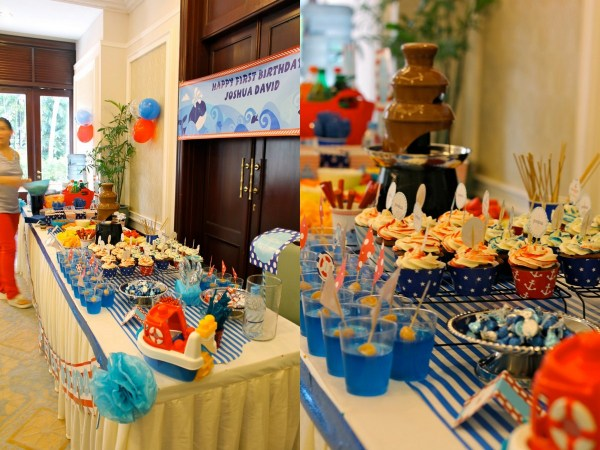 Nautical Birthday Party6