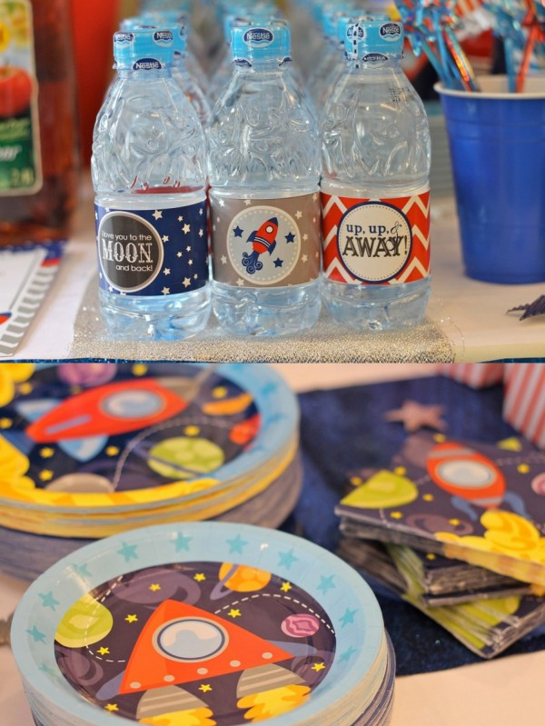 Space Theme Party5