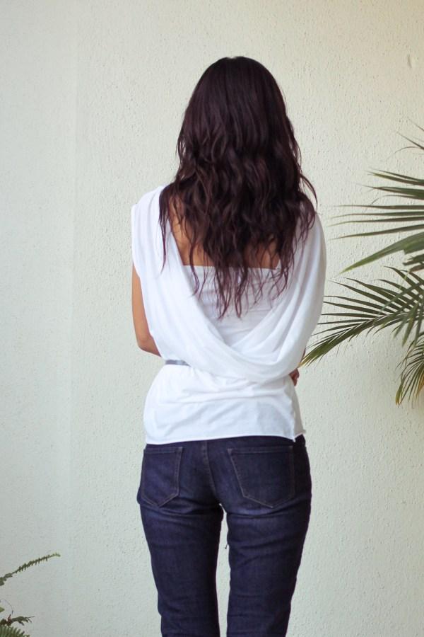 iSanctuary blue necklace & jeans-5