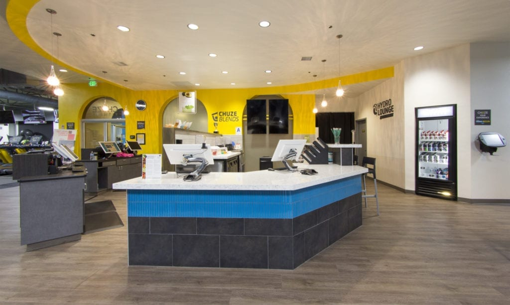 Affordable Gym - San Diego, CA (Mission Valley) Chuze Fitness