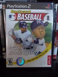 Backyard Baseball, Atari, 2004 collected in PlayStation 2 ...