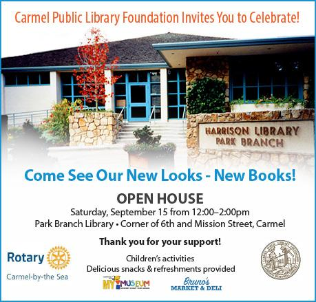 Open House - City of Carmel