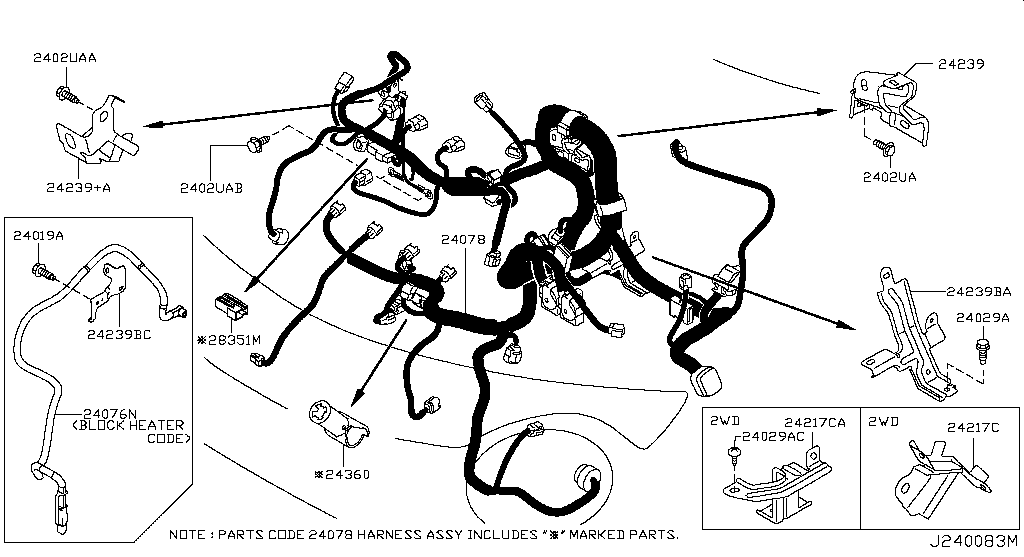 2007 ford mustang 4.0 fuse box diagram