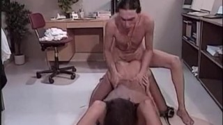 Anita Blonde Seduced By Her Boss