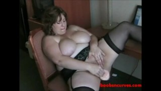 Nikki Cars satisfies her hungry pussy