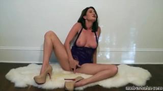 Amber Hahn Purple Haze