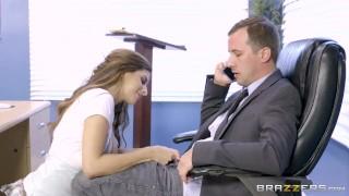 Nina North is a very bad schoolgirl - Brazzers