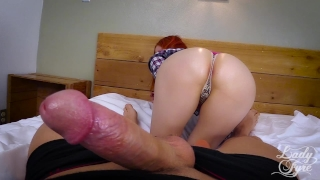 Hot Babysitter Milks Your Cock
