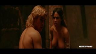 Rosario Dawson Nude - Compilation