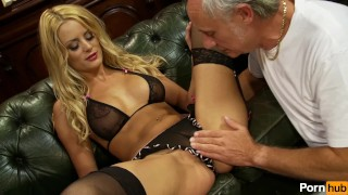 ben dovers knicker inspection - Scene 2