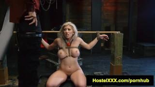HostelXXX Cristi Ann sexual humiliation