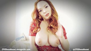 Summer Hart JOI From sexy Red Head