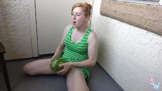 Shiri Loves Fucking Fruit