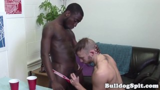 British punk interracially drilled by stud